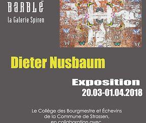 Exposition Dieter Nusbaum