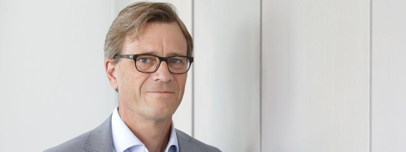 Pour Marc Wengler, directeur général des CFL, «une réflexion» sur l'avenir du siège des chemins de fer, place de la Gare, devrait aboutir «courant 2020».