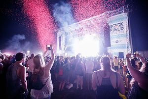 10.07.2016 - Rock A Field 2016 / Herschesfeld / Roeser / 2016 / Festival / Musik / Konzert / Day 2 / Steve Aoki - Foto: Daniel Clarens