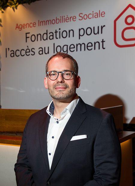 Gilles Hempel, directeur de l'AIS.