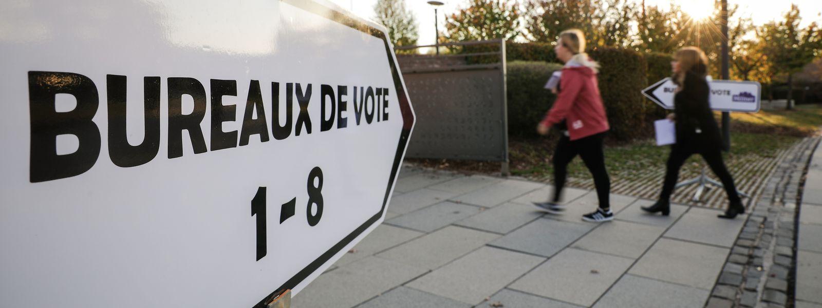 Les dotations sont basées sur les scores des partis aux différentes élections, législatives et européennes.