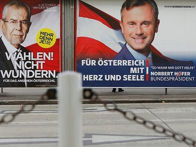 Heute sind 6,4 Millionen wahlberechtigte Österreicher aufgerufen, ihren Bundespräsidenten zu wählen.