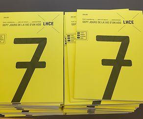 LHCE : 7 jours de la vie d'un ado