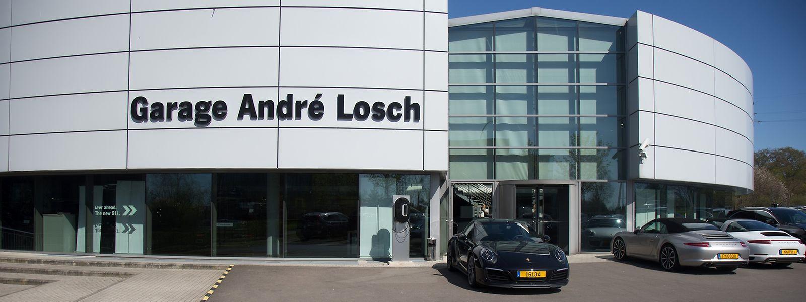 Zur Losch-Gruppe gehören heute neben den Importgesellschaften wie Autosdistribution Losch, PragAutos und HispanAutos noch verschiedene Autohandelsgesellschaften mit Geschäften an neun Standorten.