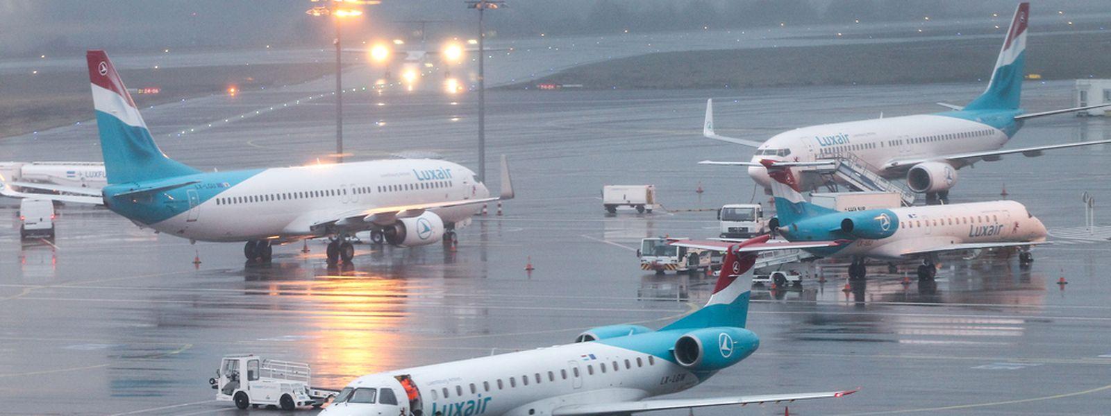 Nach monatelangem Ringen, sollen die Luxair-Direktion und die Gewerkschaften den neuen Kollektivvertrag am Monatg Nachmittag unterzeichnen.