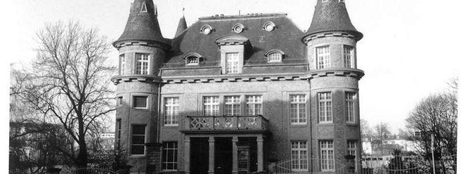 La Villa Pauly en septembre 1944