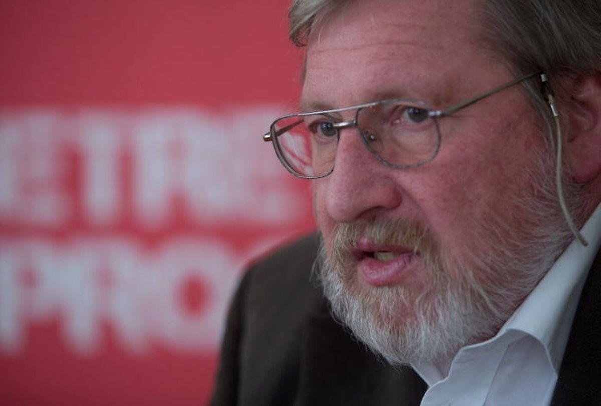 Robert Urbé: «Si on veut sortir ne serait-ce que la moitié des familles monoparentales de la pauvreté, il faudrait investir 350 euros par famille monoparentale par mois au lieu des 62,50 euros.»