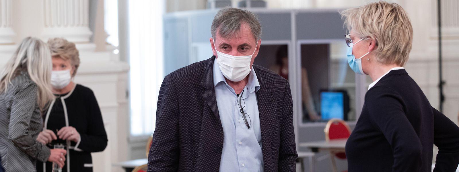 Jean-Marie Halsdorf (CSV), ancien ministre de l'Intérieur, se trouve au centre d'une enquête juridique du bureau de la Chambre. Tout comme Lydie Polfer.