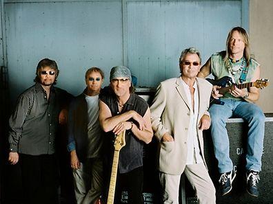 Auch im fortgeschrittenen Alter rocken Deep Purple noch kräftig ab.