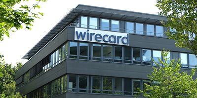 The headquarters of Wirecard near Munich