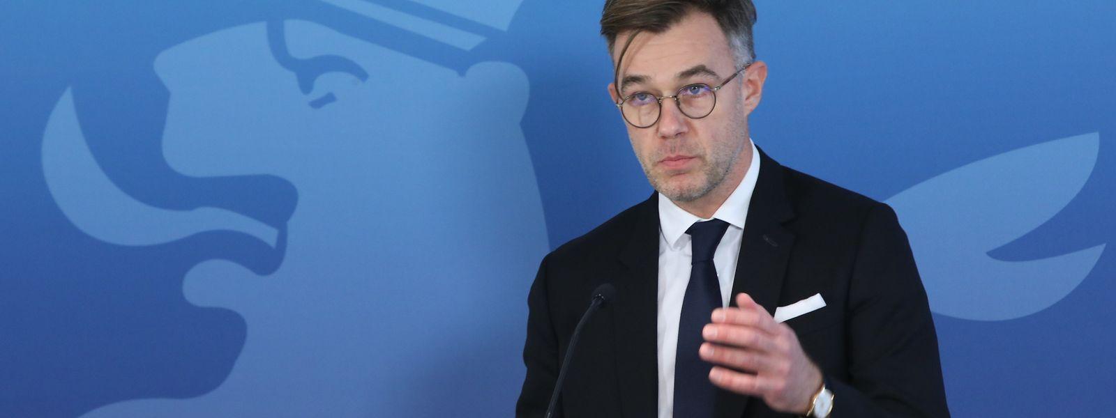 """Le ministre de l'Economie l'a confirmé : le chômage partiel est prolongé """"dans sa forme actuelle"""" jusqu'au 30 juin 2021."""
