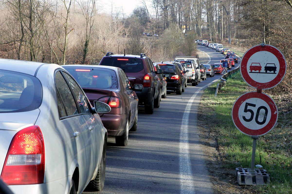L'engorgement ne frappe plus seulement le cœur des villes et les autoroutes. Désormais tout le réseau est concerné.