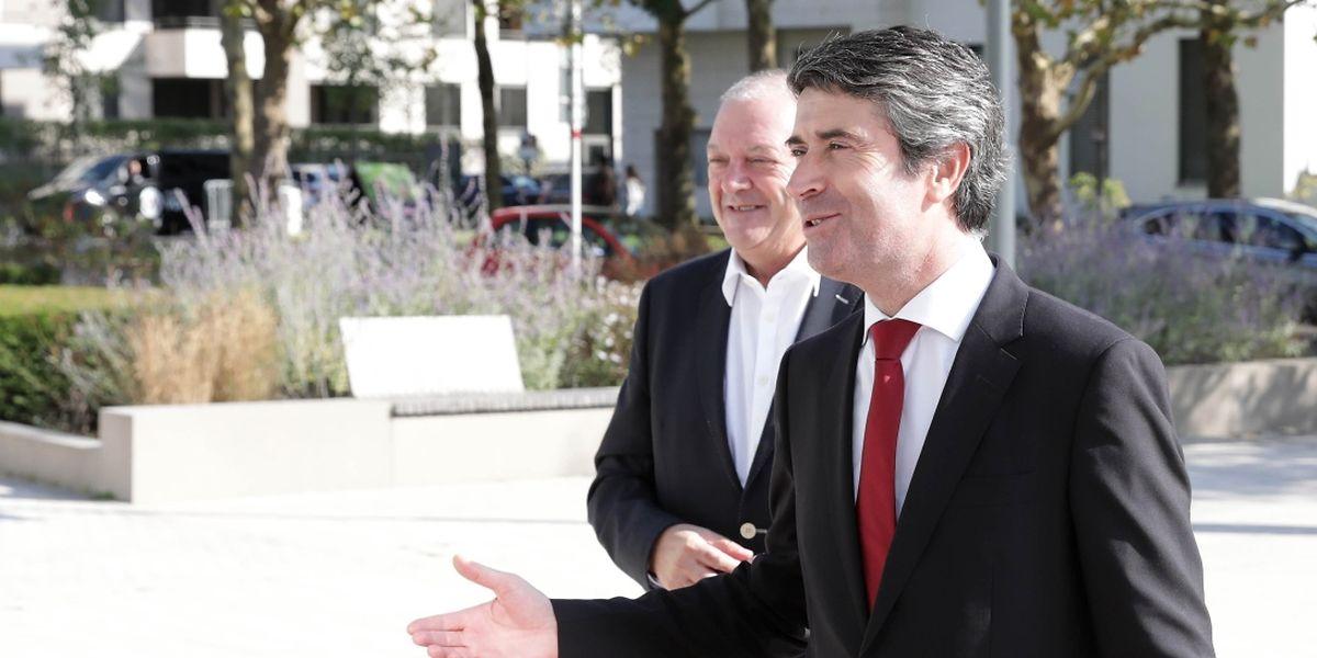 José Luís Carneiro anunciou um encontro entre a Segurança Social dos dois países.