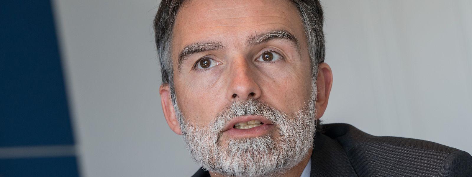 Jerry Grbic wird am 1. April 2022 die Nachfolge von Yves Maas antreten.