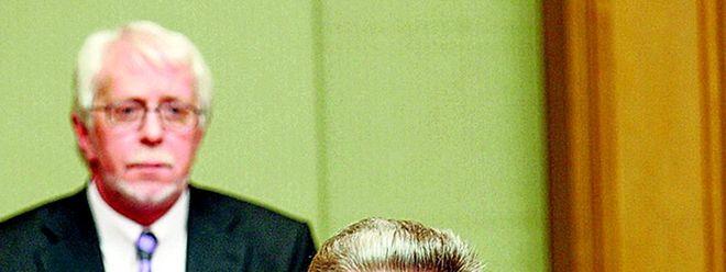 Eine kompetente Führung bescheinigte Alex Bodry dem Vorsitzenden der Verfassungskommission, Paul-Henri Meyers.