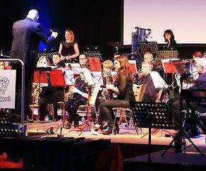 Percussion in Concert - Galakonzert der Fanfare Burglinster