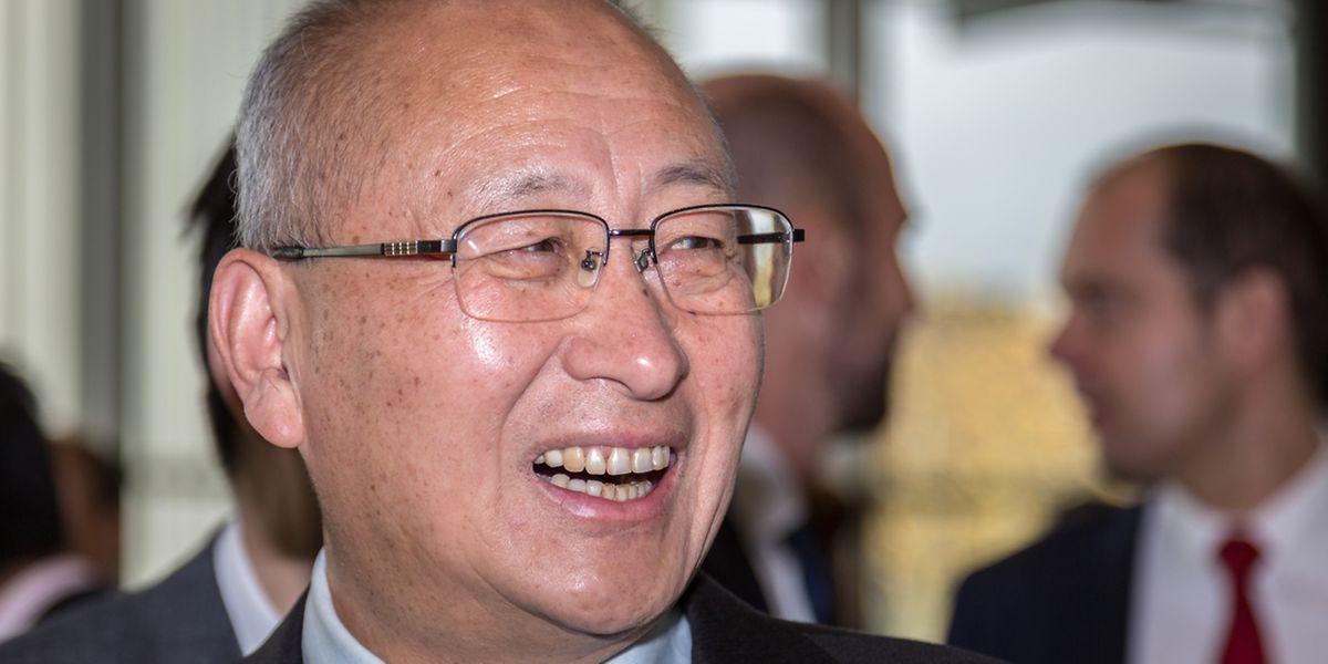 Niu Ximing steht seit Juni an der Spitze der Bank of Communication.