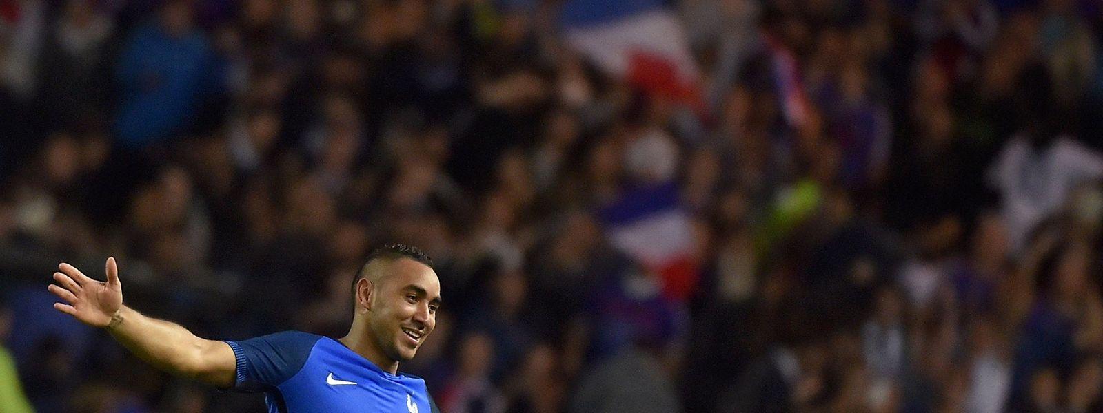 Matchwinner: Dimitri Payet besorgte den Siegtreffer per Freistoß.