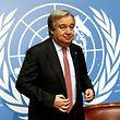 António Guterres é visto como um conciliador