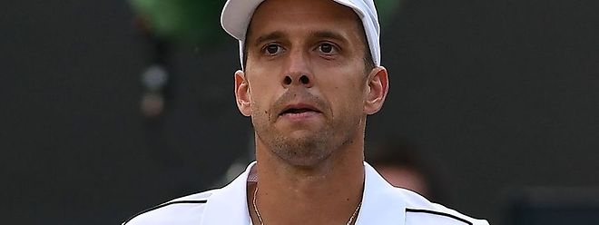 6343efeff8d Ténis  Gilles Muller disputa hoje quartos de final de Wimbledon