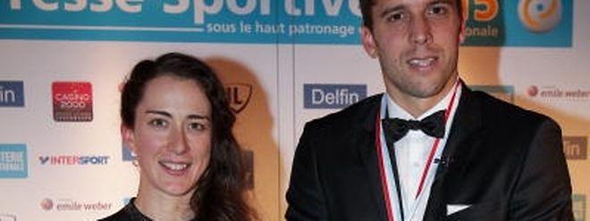 Christine Majerus et Gilles Muller ont été mis à l'honneur en 2015. La cycliste et le tennisman peuvent décrocher une troisième distinction dans moins d'un mois.