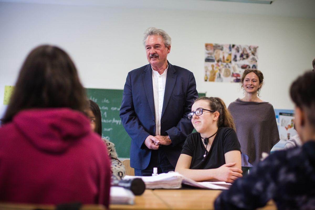 Die Classes d'accueil sind Übergangsklassen, die die Aufnahme, Orientierung und bestmögliche Eingliederung der Migrantenkinder in die Grund- und Sekundarstufe zum Ziel haben.
