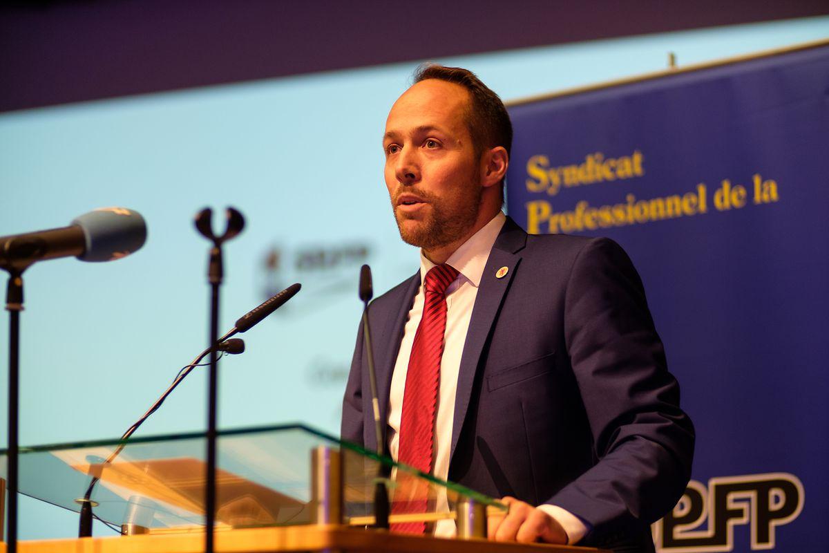 Armeegewerkschafter Christian Schleck wurde laut SPFP aufgrund seiner syndikalistischen Aktivitäten vom Stabschef zwangsversetzt.