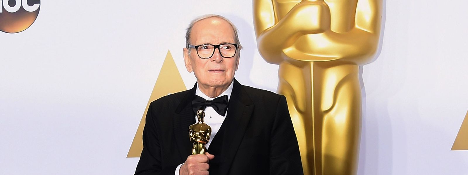 Six fois nominé aux Oscars, le musicien attendra l'âge de 87 ans pour recevoir la célèbre statuette.