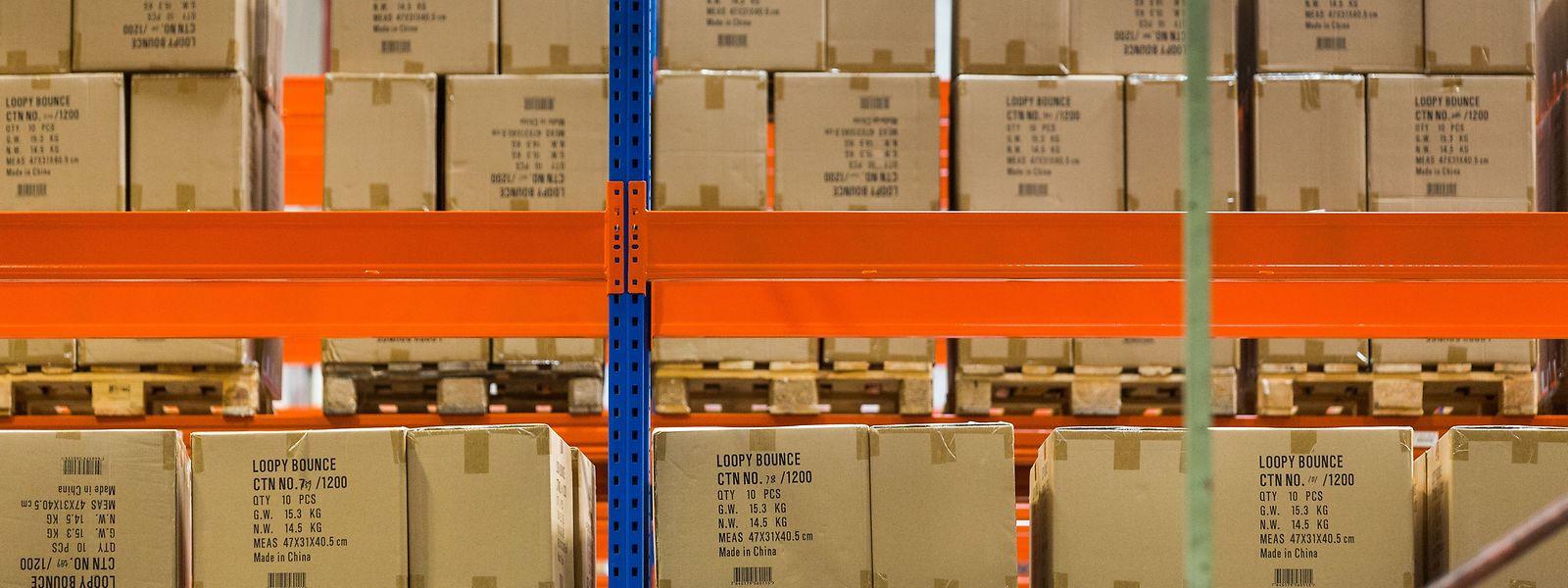 In der Logistik entwickelt das staatliche Unternehmen nach und nach ein neues Standbein.
