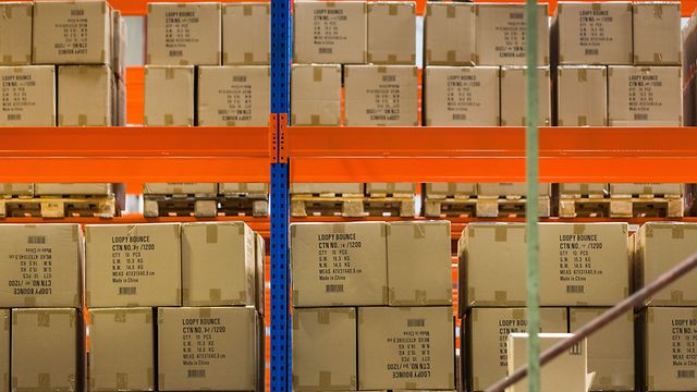 Post Luxembourg - Besichtigungsrundgang bei Post Logistics, Foto Lex Kleren