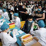 China ultrapassa mil milhões de doses de vacina administradas