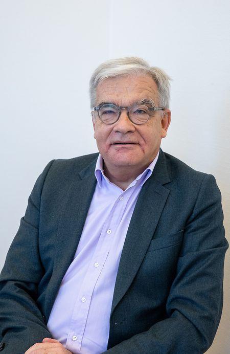 Der CSV-Abgeordnete Laurent Mosar übt Kritik am Gesetzentwurf von Minister Kox.