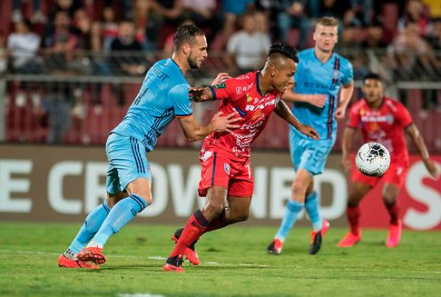 Concacaf Champions League: Chanot im Viertelfinale