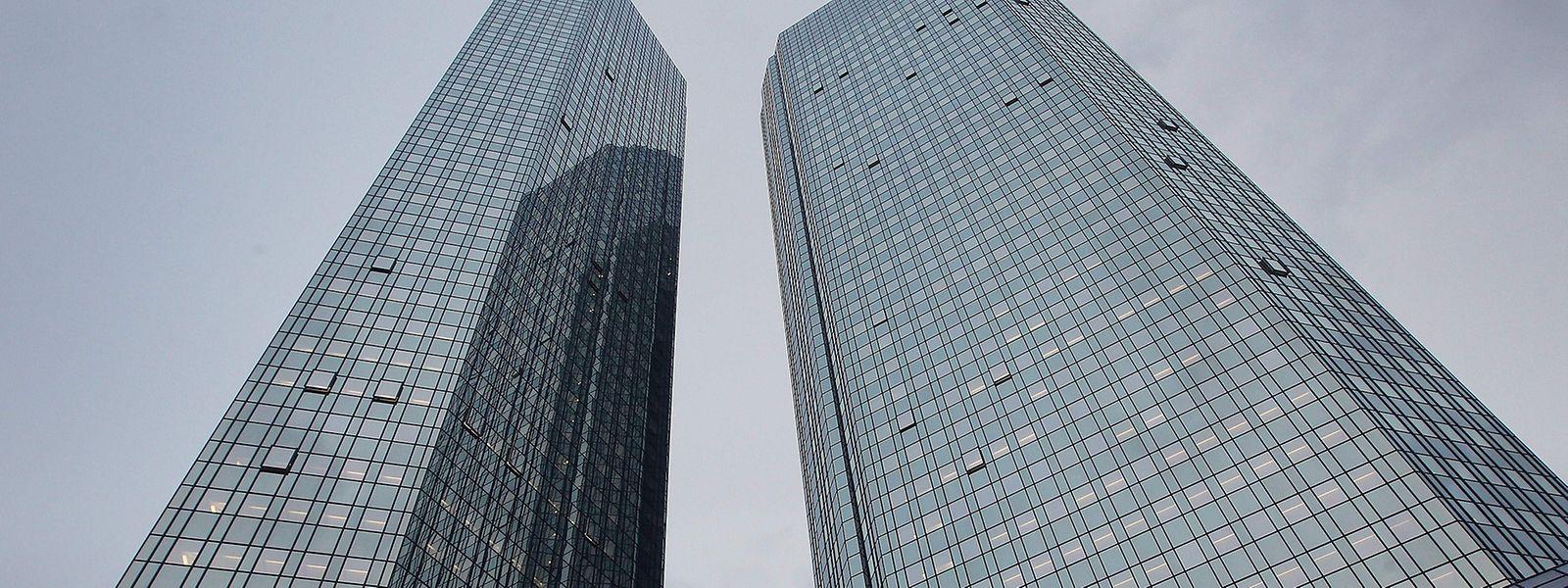 Viele der deutschen Großbanken waren in fragwürdige Aktiendeals verstrickt, darunter auch die Deutsche Bank.
