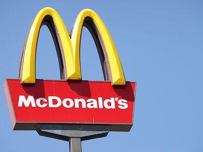 McDonald's wurde angeblich Opfer eines Hackers.