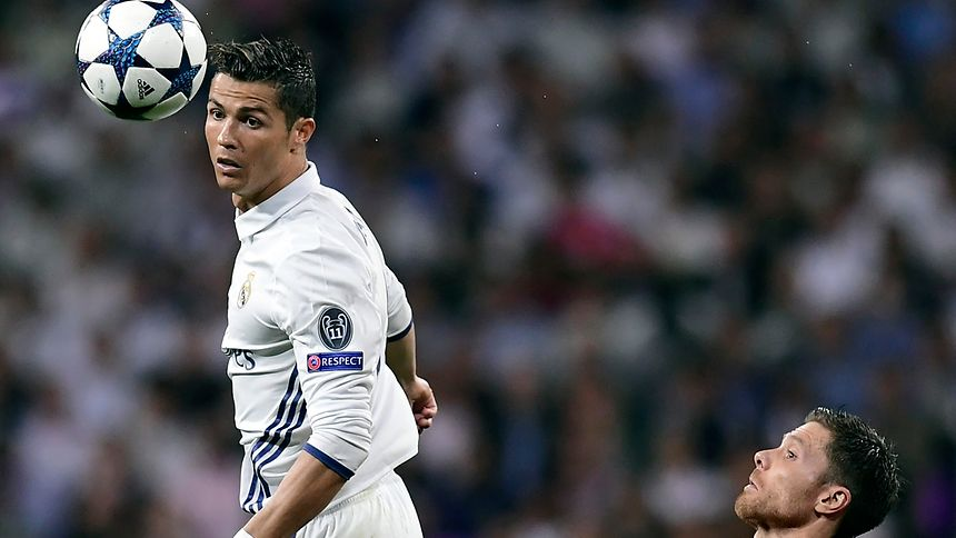 Real Madrid und Cristiano Ronaldo treffen auf den Stadtrivalen Atletico.
