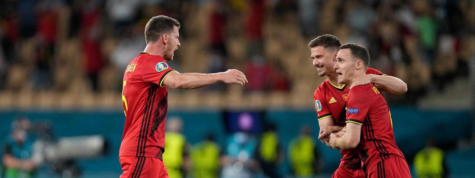 Privée de Kevin De Bruyne et Eden Hazard, blessés, l'équipe nationale belge affrontera l'Italie vendredi prochain à Munich.