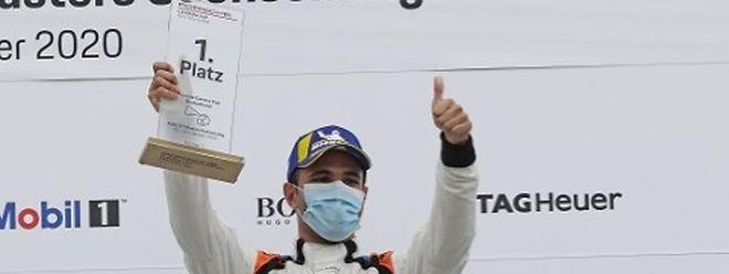 Duas belas vitórias para o piloto lusodescendente.