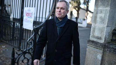 Francois de Rugy est en passe de devenir le nouveau président de l'Assemblée.