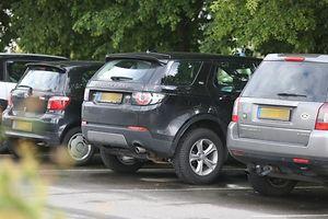 18.06.2016 Luxembourg, Bertrange, Parking Cactus, Autoklau, Autodiebstahl, Automarke Land Rover, Lieblingsmodell im Visir Range Rover  photo Anouk Antony