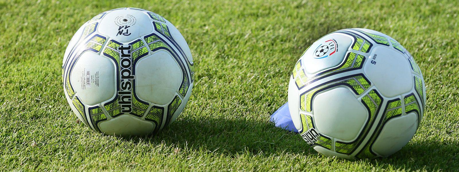 Der Ball könnte bald wieder ruhen in der BGL Ligue.