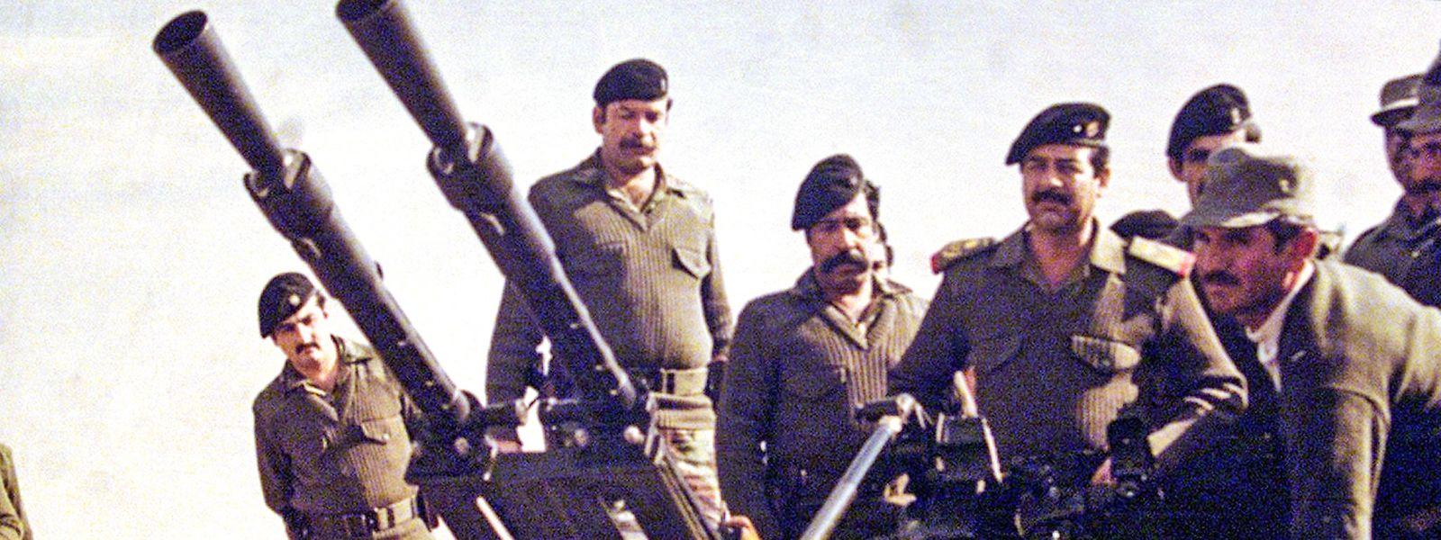 Der Einmarsch irakischer Truppen im Nachbarland Kuwait - auf Befehl von Präsident Sadam Hussein - führte zu nachhaltigen geopolitischen Veränderungen im Nahen Osten.