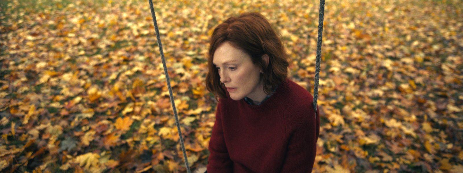 """Julianne Moore übernimmt die Hauptrolle in der von Stephen King geschriebenen Serie """"Lisey's Story"""" bei AppleTV+."""