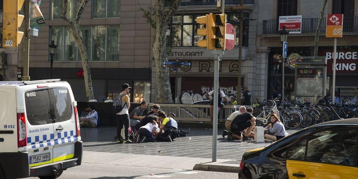 Bei dem Attentat waren 13 Personen getötet und über 100 verletzt worden.