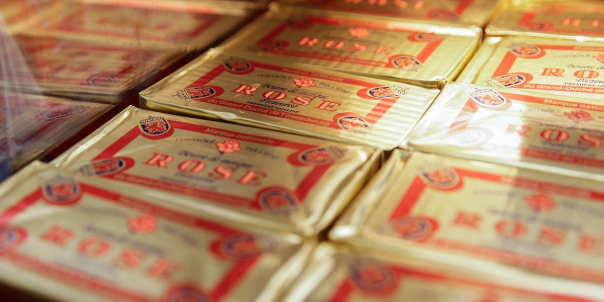 Le beurre rose, étendard des produits typiquement luxembourgeois