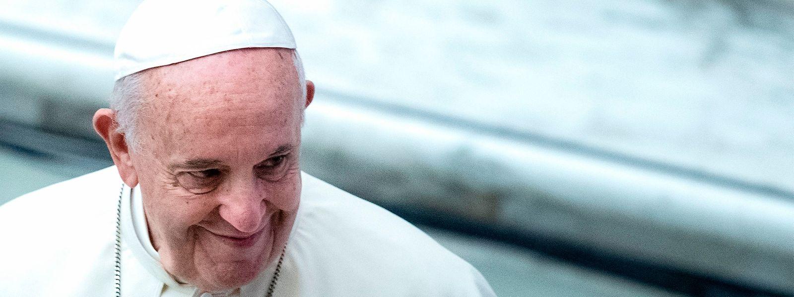Papst Franziskus reist am Dienstag nach Bangkok.