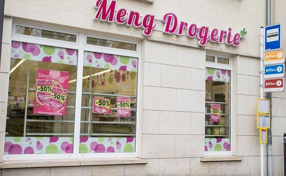 Luxemburger Wort - Meng Drogerie+ fait faillite