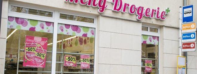 """Für Schlagzeilen sorgte im vergangenen April die Pleite von """"Meng Drogerie"""", ehemals Schlecker."""