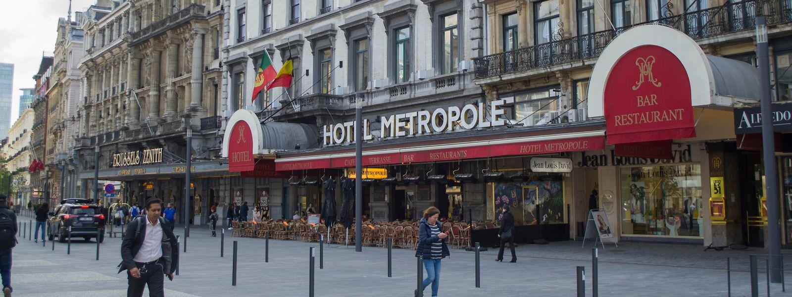 En 2017, les Bervoets ont acquis l'hôtel Métropole à la famille Wielemans, son propriétaire historique depuis 1895.