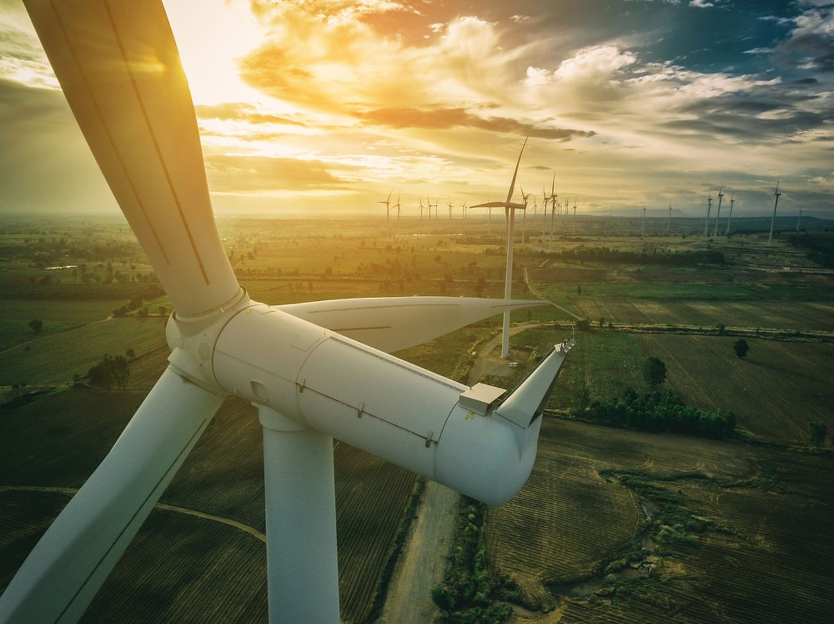 """Although renewable energy sources like wind and solar will likely make increasing contributions to future energy production, """"these technology options face real-world problems"""" Photo: Shutterstock"""